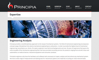 Principia-eng.com - Thumb